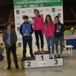 Triple bronce para el Club Montes de Karate