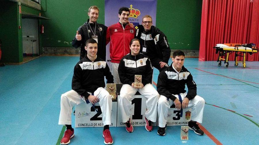 Campeonato Galicia 2018