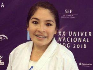 La mexicana Guadalupe Quintal alcanza el bronce en Dubai
