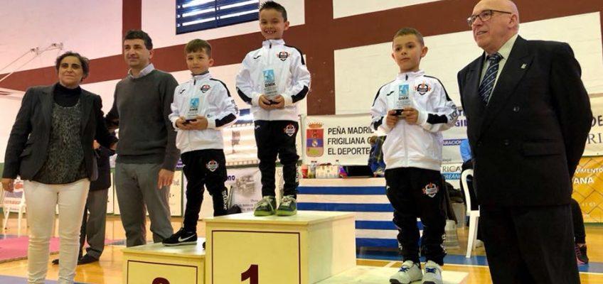 13 Títulos Provinciales sitúan a Olympic Karate Marbella al frente de la Provincia 0 (0)