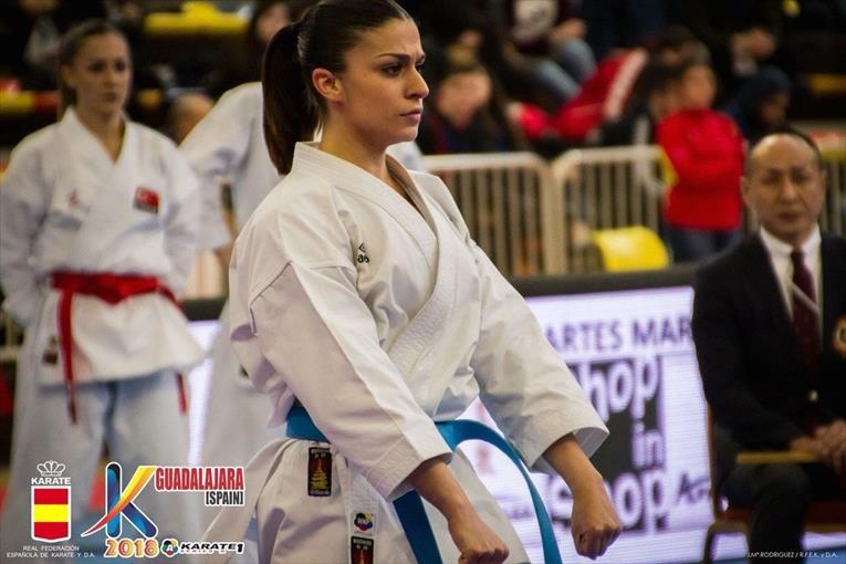 Medalla internacional para la extremeña Marta García 0 (0)