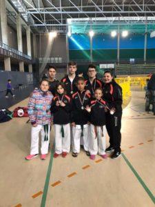El Club Tony Sport de Tomelloso triunfa en el Campeonato Interprovincial Fase 2 de C-LM