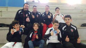 El Club de Karate Altamira en la Final de la Liga Autonómica de Karate