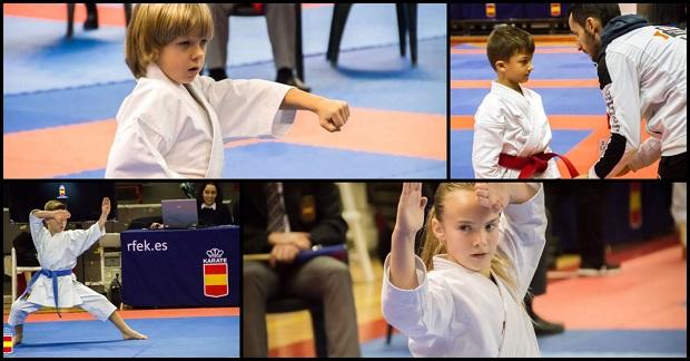 Olympic Karate Marbella se encumbra a la segunda posición del ranking nacional de escuelas