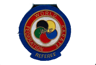 wkf referee