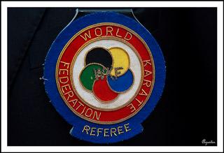 Documento de examen para juez y árbitro de kumite WKF 2019