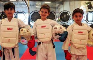Campeonato de Canarias de Karate Infantil
