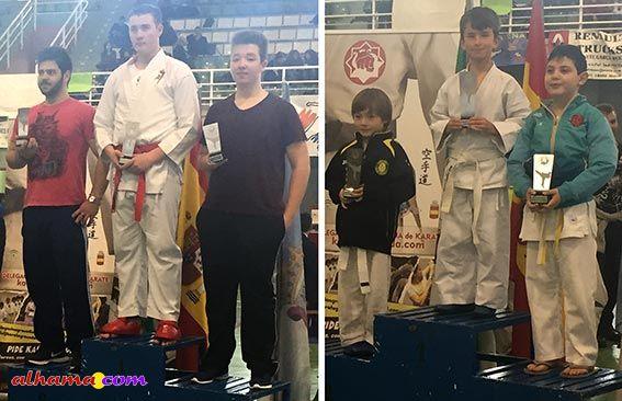 Cele García Peula se proclama campeón de karate 0 (0)