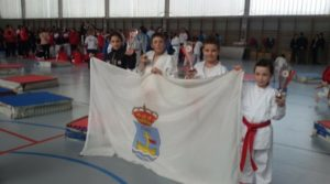 El Barco de Ávila consigue cuatro medallas en el regional infantil