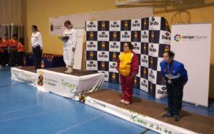 Beatriz Pérez Verdejo sube al podio en el Campeonato de España
