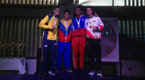 Diego Sánchez consigue bronce en Centroamericanos