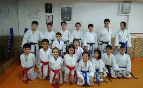 El Gimnasio Ángel participa con 18 alumnos en el regional