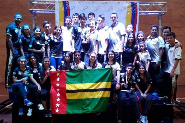 El karate santandereano se destacó en el Campeonato Nacional Juvenil y Mayores 0 (0)