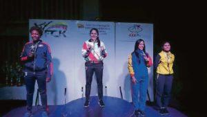 Lupita, por 6a. vez campeona centroamericana
