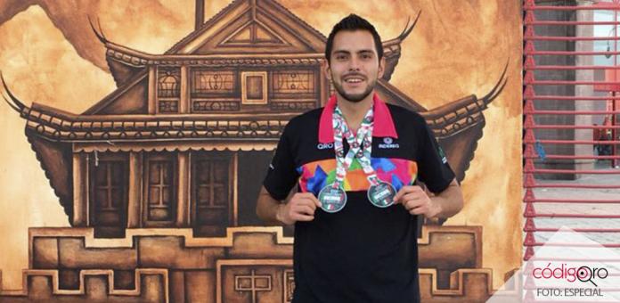 Queretano, tercer lugar en Nacional de Para-karate