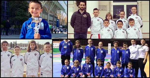Once karatekas de Olympic Marbella estarán en la preselección del Campeonato de España 0 (0)