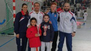 Nueva edición del Campeonato Nacional de Karate andorrano, curso de arbitraje, curso de coach y entrenamiento de selección