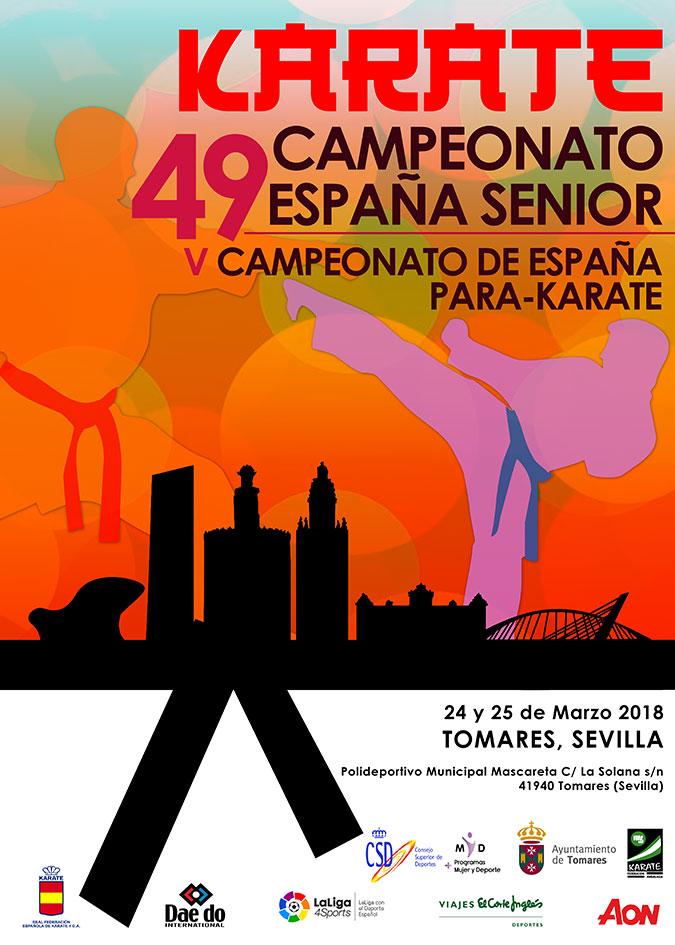 Cuatro representantes abulenses en el Campeonato de España Sénior