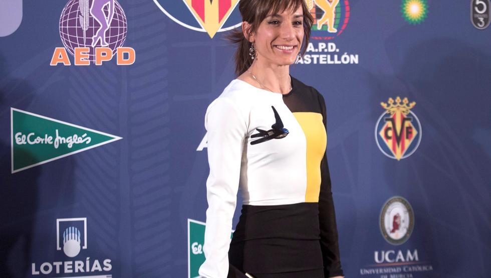 Sandra Sánchez, la mejor de todos los tiempos según el ranking mundial
