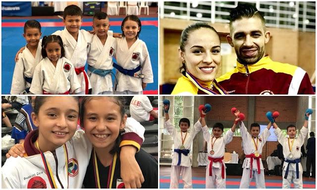 Destacada participación del Karate tolimense en Campeonato Nacional en Bogotá 0 (0)