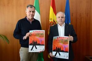 TOMARES ACOGE ESTE FIN DE SEMANA LOS CAMPEONATOS DE ESPAÑA SENIOR DE KARATE Y DE PARA-KARATE