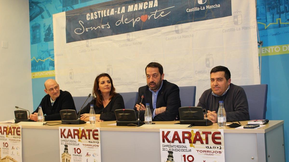 """Torrijos (Toledo) presenta su candidatura a la """"Villa Europea del Deporte"""" en 2019"""
