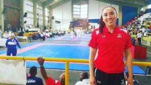 La oaxaqueña Xhunashi Caballero tiene boleto para Juegos Centroamericanos