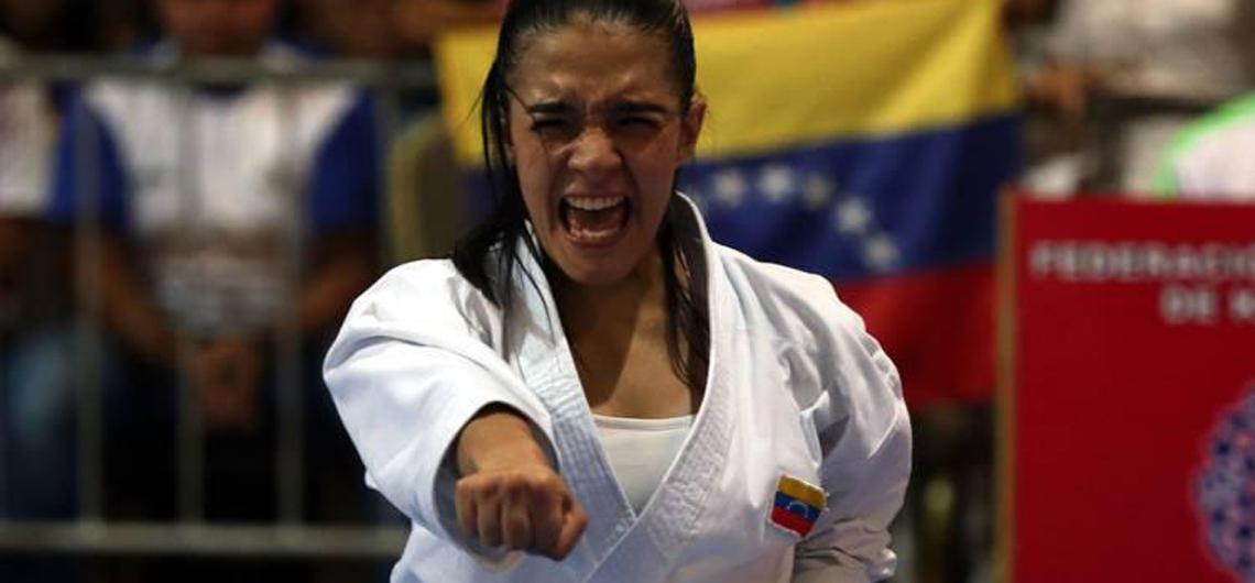 Andrea Armada logró plata y bronce en Guayaquil 0 (0)