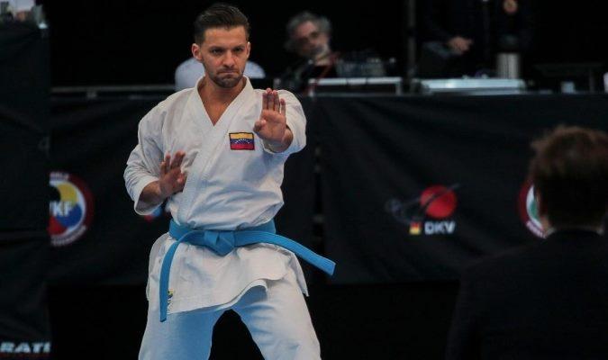 Antonio Díaz está enfocado para llegar a los Juegos Olímpicos