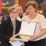 Cort homenajea a la campeona de España de para-kárate Esther de León