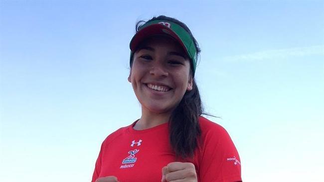 La mexicana Guadalupe Quintal pone la mira en el torneo de Rabat