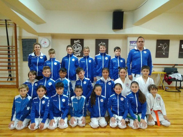 CLUB KARATE DO SHOTOKAN CHAZARRA