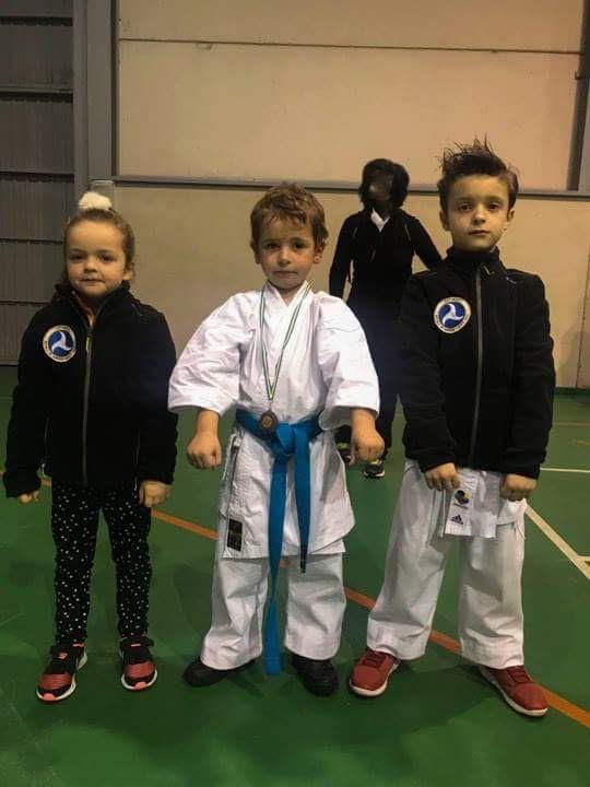 El pequeño reguerano Izán Álvarez, al campeonato de España de Karate 0 (0)