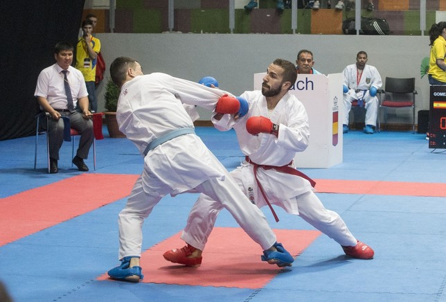 Matías Gómez y Antonio Gutiérrez, al Europeo de Karate 0 (0)