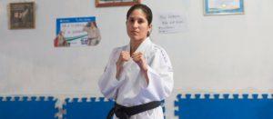 Alexandra Grande gana la medalla de plata en Cochabamba