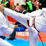 Andrés Madera se llevó el cuarto oro del karate en Cochabamba