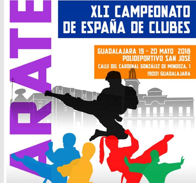 Resultados Campeonato de España de clubes 2018