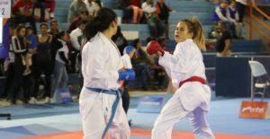 Una medalla de plata y dos de bronce para Ecuador en Karate en los Odesur