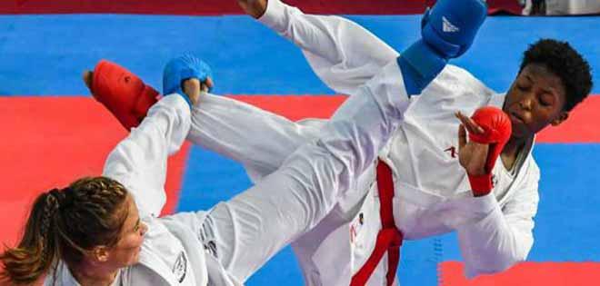 Venezuela, Colombia y Ecuador se reparten los oros en las pruebas de karate