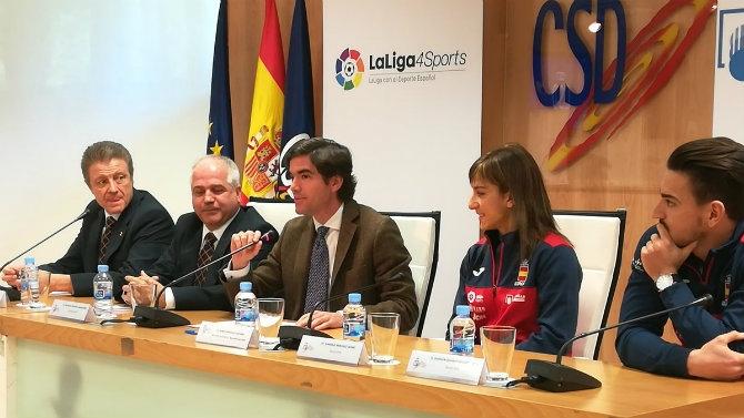 """González Castaño: """"Junto a Japón, somos un referente mundial de kárate"""""""
