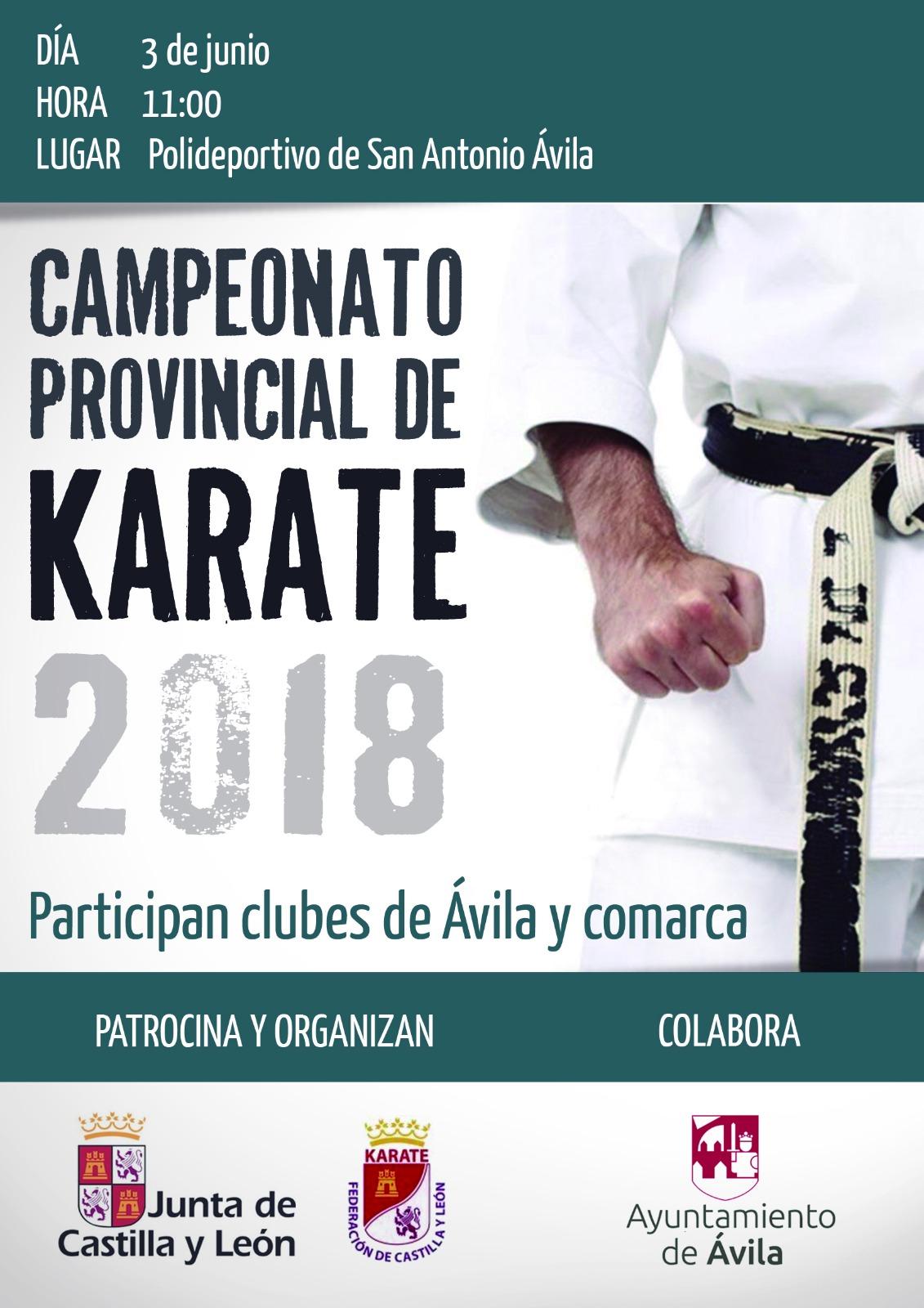 Ávila busca los campeones provinciales
