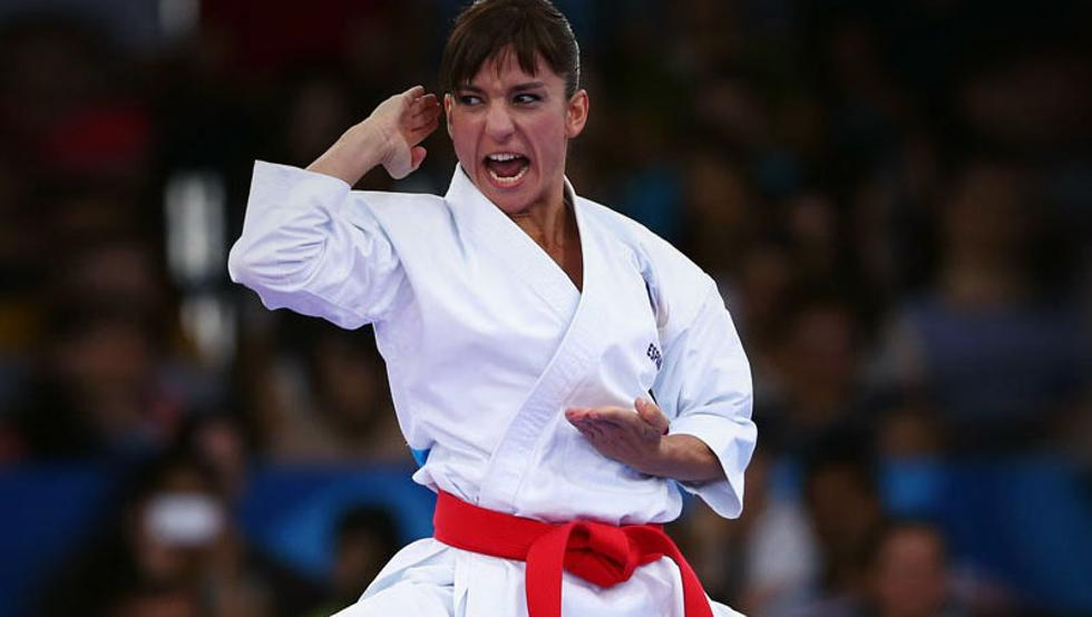 Sandra Sánchez: nunca es tarde para triunfar