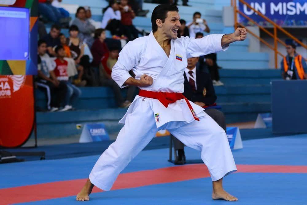 Antonio Díaz : He dejado una marca personal en el kata 0 (0)