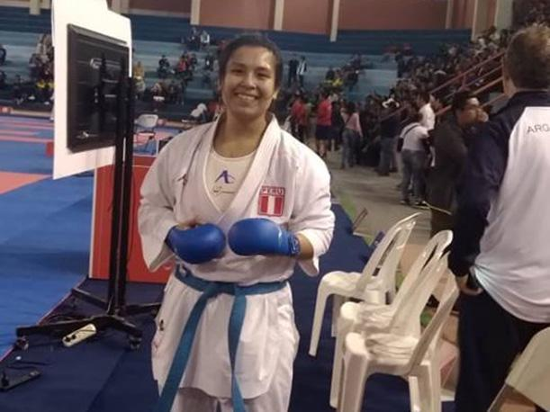 Perú sumó con el karate sus dos primeras medallas de oro en los Odesur 2018