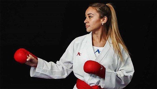 La karateka Anzhelika Terliuga, mejor deportista de mayo en Ucrania 0 (0)