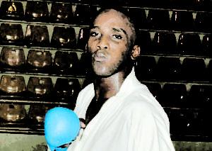 karateca Dionicio Gustavo decidido a dejar el pellejo en Barranquilla