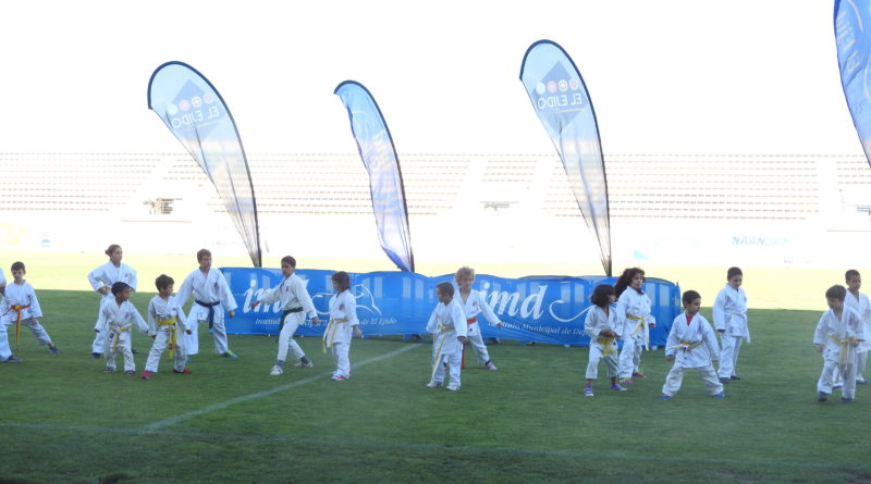 El Ejido, sede de la III Copa de Andalucía de Kárate estilos y disciplinas 0 (0)