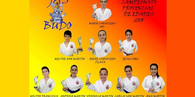 El Club Jasbudo Laguna cierra la temporada en lo más alto del pódium regional