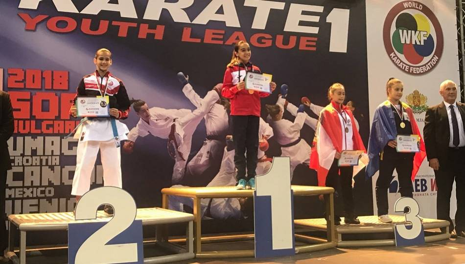 Paula del Toro y Nicolás Rodríguez brillan en Bulgaria en la Youth League