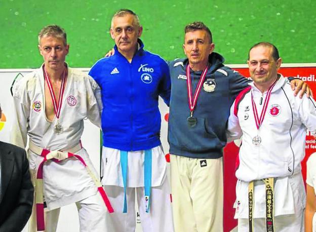 Asturias se trae cinco medallas del Campeonato de España de Veteranos 0 (0)
